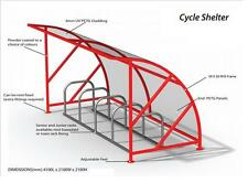 NEW Bike Shed Cycle Shelter Storage