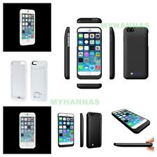 iPhone 6 4.7 6 Plus 5.5 Extended Juice Power Charger Battery Case/Cover 3500mAh