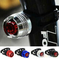 Durable Stunning Bike Bicycle Helmet Red LED Rear Light 3 Modes Safety Tail Lamp