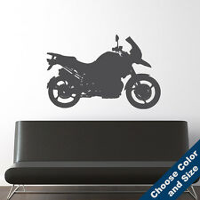 Crotch Rocket Wall Decal - Motorcycle Sticker