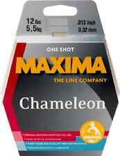 Maxima Chameleon Fishing Line One Shot   *different sizes* *PAY ONE POST*