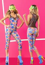 Babalu  Supplex Jumpsuit; Pattern Variety,Color Variety; One Size