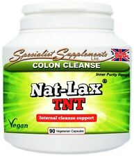 Nat-Lax TNT - Colon Cleanse Natural Support Supplement - Strong Laxative