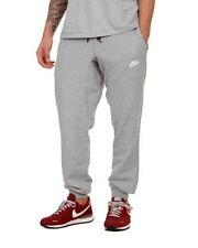 New Nike AW77 Cuffed Gray Black Jogger Sweatpants Tags Size L XL Style# 598871