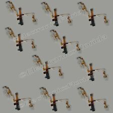 LOT Headphone Audio Jack Power Volume Switch Flex Cable For iPhone 3G 3GS black