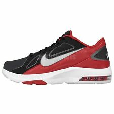 Nike Air Max Crusher SL Black Red 2014 Mens Cross Training Shoes Trainer