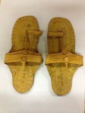 Brand New Buffalo Hippie Jesus Sandals HandMade India Leather Womens Traditional