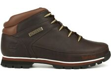 Timberland Earthkeepers Euro Sprint 6831R New Mens Dark Brown Winter Boots Shoes