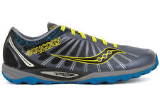 Saucony Kinvara TR 2 20205-3 New Men Gray Blue Running Training Athletic Shoes