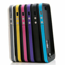 Power Backup External Battery 2500mAh Rechargeable Charger Case for iPhone 5 5S