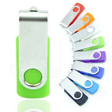 128G 128GB Swivel Fold USB2.0 Flash Drive Memory Storage Thumb Pen Stick U-Disk
