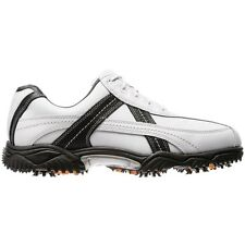 FootJoy Contour Golf Shoes 54005 White/Black Closeout Mens New