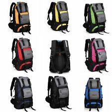 Large Bag Backpack Back Pack Backpack Outdoor Hiking Camping Travel Rucksack Bag
