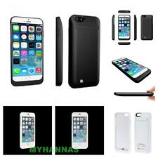 iPhone 6/6S 4.7 Or 6/6S Plus 5.5 Extended Power Charger Battery Backup Case New