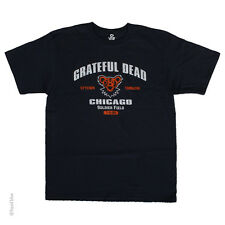 New GRATEFUL DEAD Chicago Soldier Field T Shirt