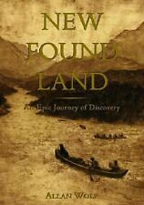 Allan Wolf - New Found Land (2004) - Used - Trade Cloth (Hardcover)