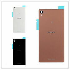 Sony Xperia Z3 6603 6643 6653 Back Housing Battery Door Glass Cover Replacement