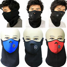 Fancy Chic Ski Snowboard Motorcycle Bicycle Winter Sport Face Mask Neck Warmer