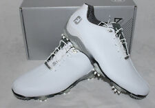 FootJoy DNA Mens Golf Shoes - White Off White - Style #53401 - New in Box