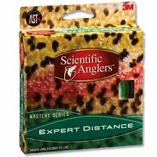 Scientific Anglers Mastery Expert Distance Fly Line Floating Weight Forward