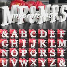 Large 26 Wooden Alphabet Letters / Wall Hanging / Nursery Decor / Alphabet Wall
