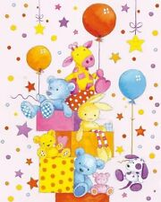 New Having a Party Little Friends Poster