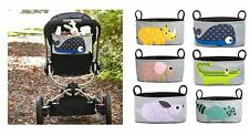 Baby Stroller Pram Bag Organizer Cloth Diaper Holder 6 designs and 3 sprouts!!