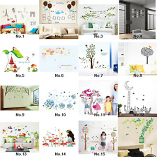 New Wall Decor Art Removable Home Decal Mural Room DIY Stickers Paper Love Paris