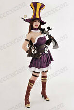 LOL League of Legends Sheriff of Piltover Caitlyn skin Cosplay Costume LargeGAME
