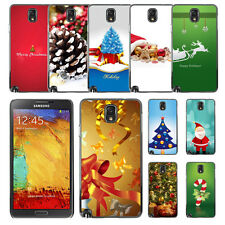 Christmas Tree Decor For Samsung NOTE 3 N9000 N9002 N9005 Case Hard Phone Cover