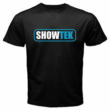 Showtek Dutch Electronic Dance Techno House Music DJ Black T Shirt Size S-3XL Av