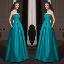 New Blue Lace Ball Gown Formal/Party/Cocktail/Prom/Evening Dresses