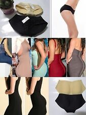 NEW PADDED PANTIES BOTTOM SHAPER BUM ENHANCING PANTS KNICKERS SEXY BRIEF BOOSTER