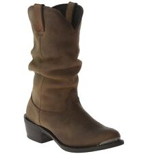 Durango Men's Brown Leather Slouch Boot SW542 NIB