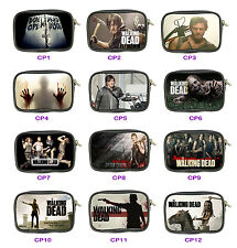 THE WALKING DEAD Daryl Dixon Norman Reedus Rick Grimes Michonne Coin Purse