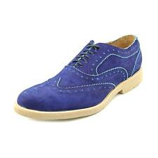 J.D.Fisk Charles Mens Wingtip Suede Oxfords Shoes
