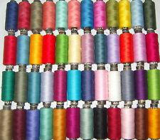 50 BEST SEWING 100% PURE COTTON ALL PURPOSE THREAD