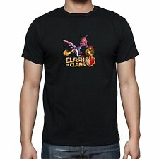 CLASH of CLANS FREE POSTAGE APPLE APP Heavy Duty T-shirt SUPER FAST DELIVERY