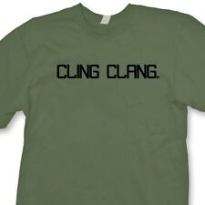 Cling Clang T-shirt Funny Gag Gift TVs Impractical Jokers Humor Tee Shirt