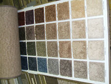 WALL TO WALL CARPET  - POLYESTER SAXONY ANY COLOR ANY SIZE I CAN MAIL SAMPLES!