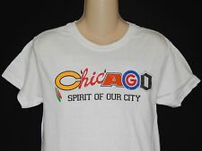 Chicago Bears White Sox Cubs Blackhawks Bulls Tee Shirt Boys Youth Sizes Logo