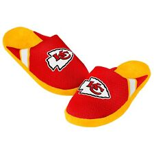 Chiefs Youth Jersey Mesh SLIDE SLIPPERS New - FREE SHIPPING - Kansas City Chiefs