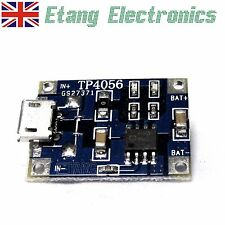 1/2/5x Micro USB 5V 1A Lithium Battery Charging Module Board Lipo Charger TP4056