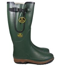 New Mens Gents Wetlands Garden Rubber Wellies Wellington Boots Shoes Sizes UK