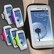 Running Workout Sports Armband Cover Case for LARGE Size Smart Mobile Phones