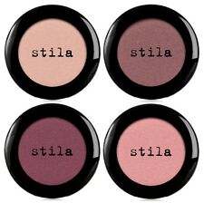 New Stila Eye Shadow Full Size with Refillable Compact .09 oz CHOOSE YOUR COLOR