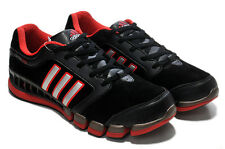 NEW ADIDAS CLIMA COOL RUNNING SHOES FOR MEN COLOUR BLACK,RED - VAT BILL