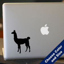 Lama Decal, Animal Sticker for Car or Laptop