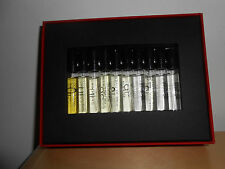 JO LOVES A SHOT OF BY JO MALONE FRAGRANCE VIALS 0.07 OZ 2 ML EACH 10 SCENTS NEW