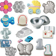 Cute Aluminum Cake Pan Fondant Decorating Muffin Cupcake Mold Tins Baking Tool